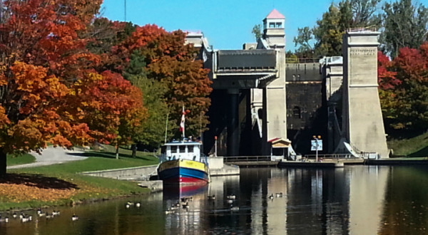peterborough ontario lift lock720